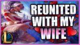 Reunited with my WIFE – Nidalee is BROKEN in ARURF (League Of Legends Nidalee Gameplay)