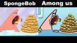 SpongeBob VS Among Us: Krabby Patty Contest (Episode I)