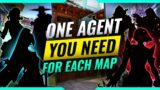 The BEST Agent You MUST PLAY For Every Map! – Valorant