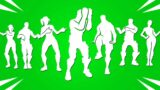 These Legendary Fortnite Dances Have The Best Music! (TikTok Hey Now, Bring it Around, Build Up)