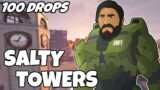 100 Drops – [Salty Towers]