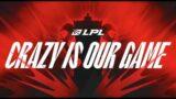 2021 LPL REGIONAL QUALIFIER | WE vs LNG | League of Legends CN 10th Anniversary Day4