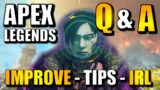 APEX LEGENDS TIPS AND TRICKS – Questions and Answers with TimProVision