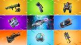 All Fortnite Weapons and Items Cinematic Trailers (Season 1 – Season 17)