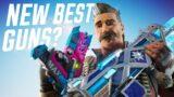 Apex Legends NEW BEST GUNS EXPLAINED!