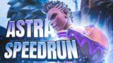 Astra SPEEDRUN (Full Series) Valorant
