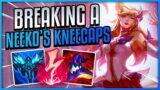 Breaking Neeko's Kneecaps As Ahri   League of Legends