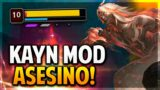 CAMBIARON LA SKIN DE KAYN? ESTA MUY NERF | League of Legends
