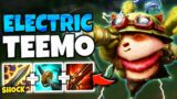 ELECTROCUTE YOUR ENEMIES WITH MAXIMUM VOLTAGE TRIPLE SHOCK TEEMO! – League of Legends