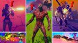 Fortnite Season 8 Bosses, Mythic Weapons Location Guide (Boss Cube Assassin)