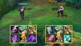 LETHALITY JHIN vs CRIT JHIN – League of Legends