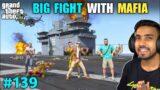 LIBERTY FRIEND FIGHT WITH DUGGAN BOSS | GTA V #139 TECHNO GAMERZ | GTA 5 139 GAMEPLAY