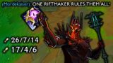 NERF SAURON IN LEAGUE OF LEGENDS
