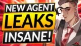 NEW AGENT LEAKED and I'm LOSING MY MIND – I LOVE YOU, RIOT – Valorant Guide