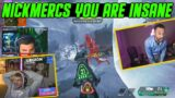 PRO PLAYERS REACTS TO NICKMERCS IN ALGS QUALIFIERS TOURNAMENT | APEX LEGENDS DAILY HIGHLIGHTS