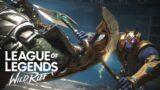 Renekton vs. Nasus Cinematic Legends of Runeterra – New Champion Renekton   Wild Rift