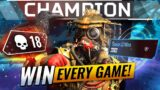 START WINNING EVERY GAME! (Apex Legends Guide to WIN MORE GAMES and STOP LOSING – Detailed Guide)
