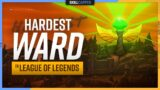 The HARDEST WARD to PLACE in League of Legends! – Skill Capped #Shorts
