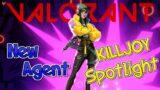 Valorant Agent Spotlight : Killjoy
