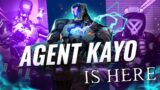 Valorant | New agent is here | New Battlepass out | #Tournaments date??