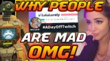 Why People are Mad at Lululuvely : Apex Legends Season 10