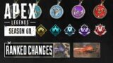 Apex Legends – Season 8 Ranked Changes!!!!