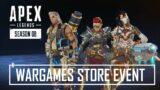 Apex Legends Season 8 War Games Store Explained