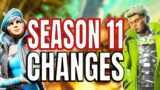 Changes We NEED For Season 11! (Apex Legends)
