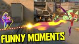 FUNNIEST MOMENTS IN VALORANT #47