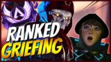 GRIEFING in Apex Legends Ranked Explained | HOW can you STOP it #shorts