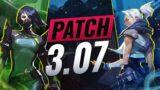 NEW UPDATE: VIPER & JETT TWEAKS + QOL + More! – Valorant Patch 3.07