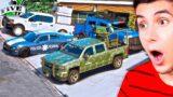 ROBO AUTOS POLICIA MEXICANOS en GTA 5.. (Mods)
