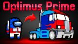 SSundee *NEW* OPTIMUS PRIME Mod in Among Us (TRANSFORMERS)