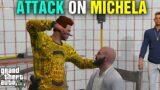 TECHNO GAMERZ GTA V ATTACK ON MICHAEL TECHNO GAMERZ NEW #132 EPISODE VIDEO #TECHNOSHORT2.0#SHORT#GTA