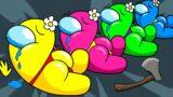 TOP 20 BEST AMONG US ANIMATIONS COMPILATION – Among Us animation