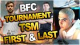 TSM Imperialhal's team!! BFC TOURNAMENT | FIRST AND LAST GAME ( Imperialhal ) ( Apex Legends )