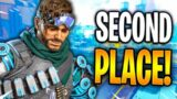 The Curse Of Second Place… (Apex Legends Season 10)